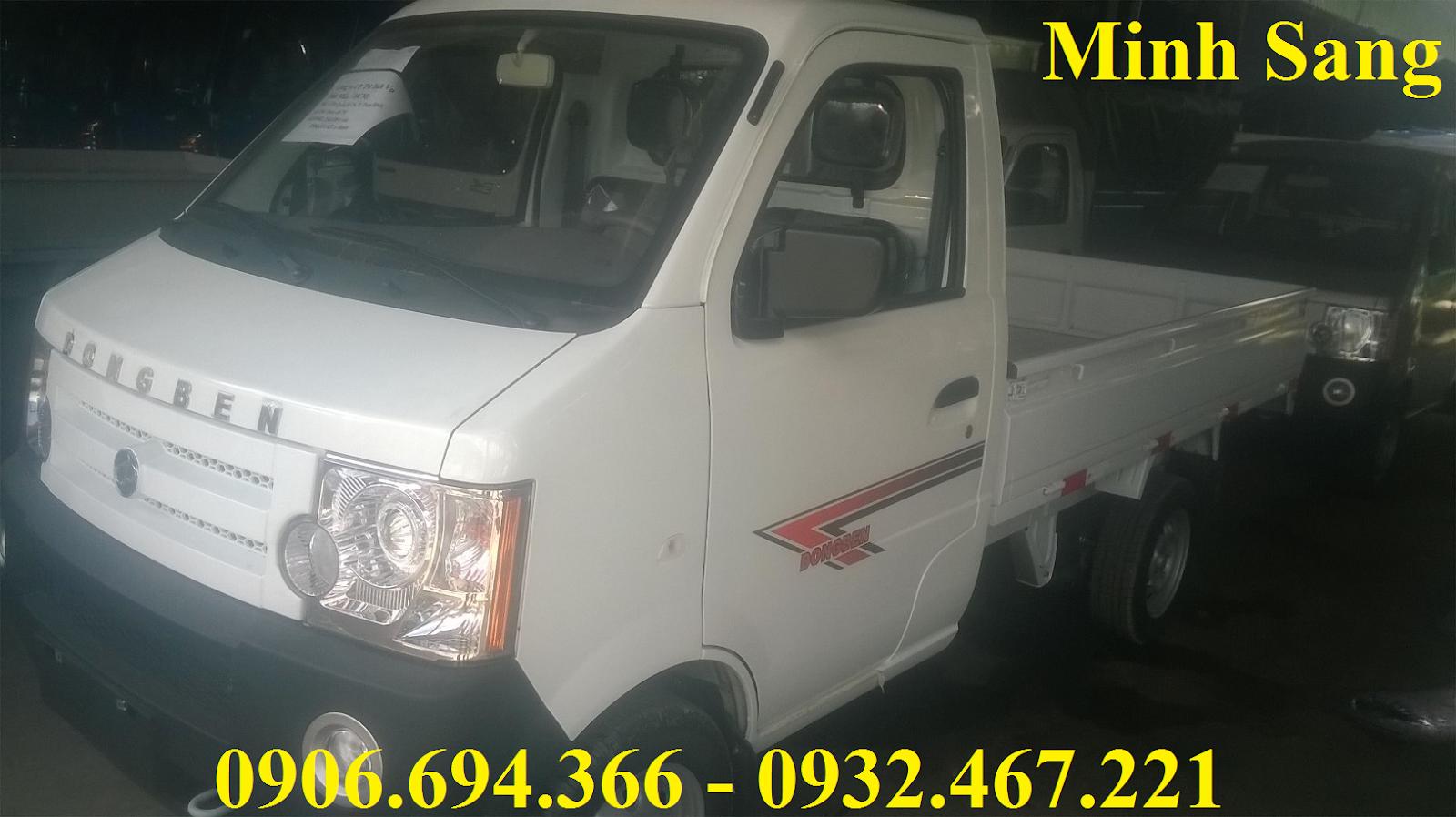 Xe tải Dongben 870 kg.png