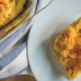 Cracked Out Cheesy Grits Casserole Recipe