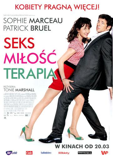 Przód ulotki filmu 'Seks, Miłość i Terapia'