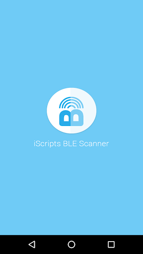 iScripts BLE Scanner