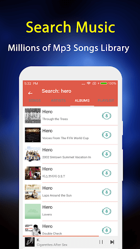 Ulimate Music Downloader - Free Download Music 5.0 screenshots 1