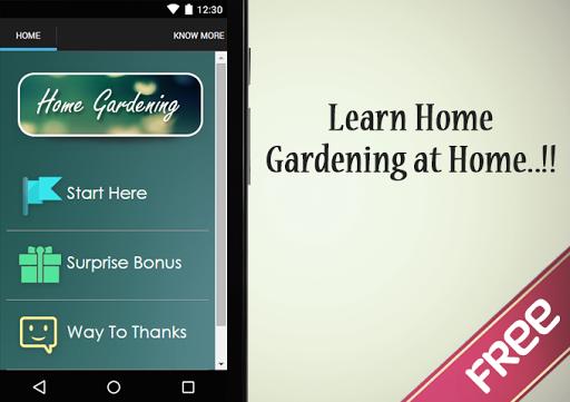 Home Gardening Guide