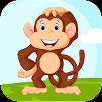 Super Jungle Monkey Icon