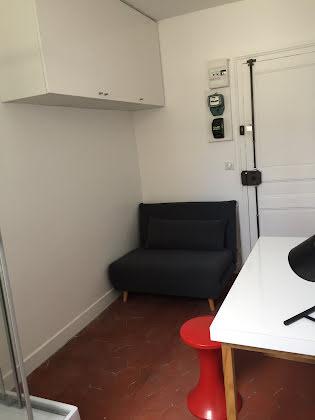 Location studio 10,58 m2