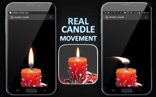Mobile Candle