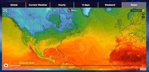Weather Radar Free - Apps on Google Play