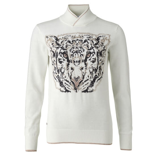 Daily Sports Jozy Lined Pullover Ivory