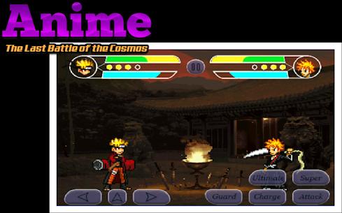 Anime: The Last Battle of The Cosmos Mod Apk 1.09 2