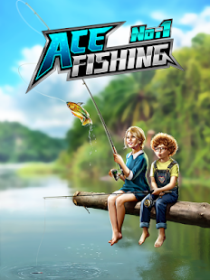 Download Ace Fishing: Wild Catch For PC Windows and Mac apk screenshot 1