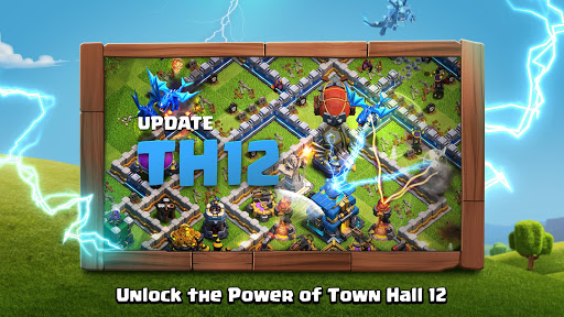 Clash of Clans 11.185.13 screenshots 1