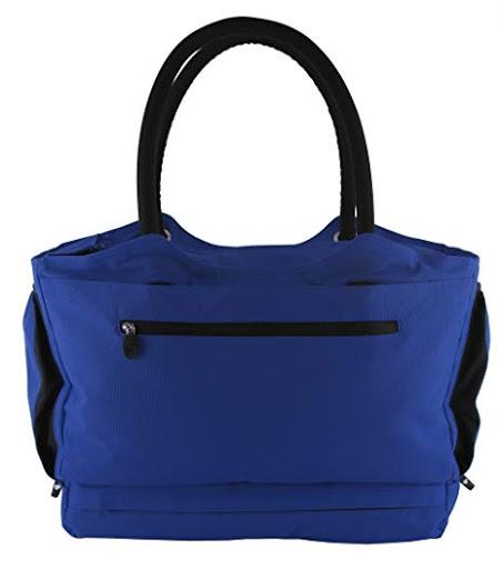 Anti-theft beach bag
