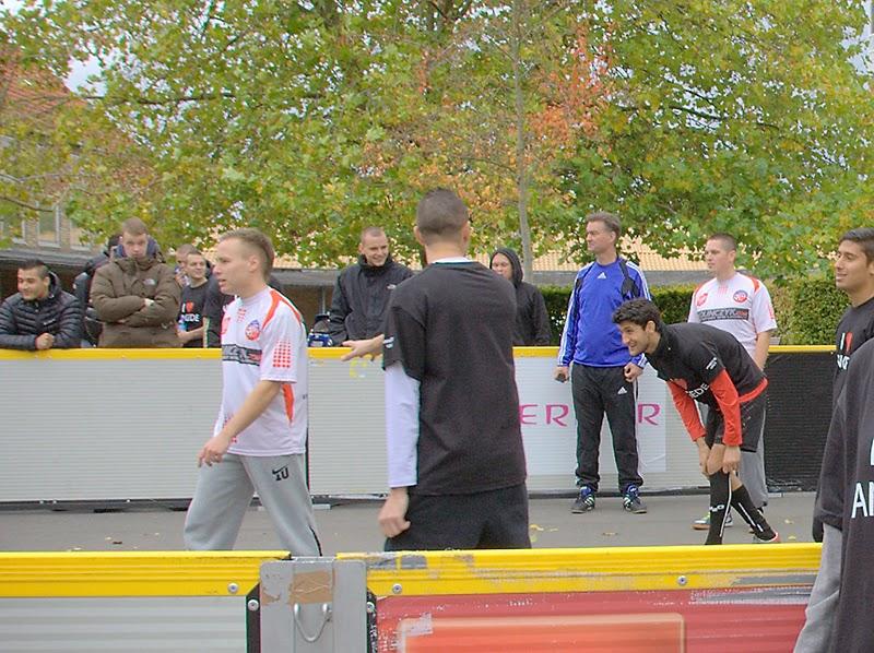 Photo: Kim Milton Nielsen er dommer i dagens street-turnering - C Foto: Poul Reinhard