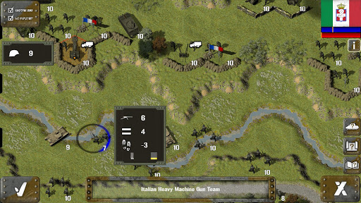 Tank Battle: Blitzkrieg Hack for the game