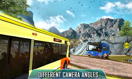 Hill Tourist Bus Driving 1.3.2 screenshot 676967