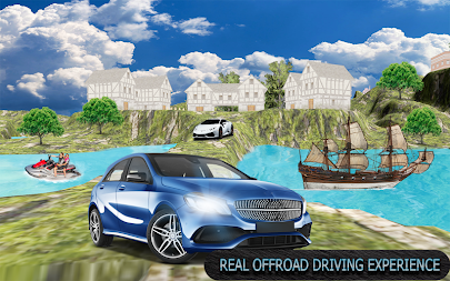Valley car driving APK screenshot thumbnail 1