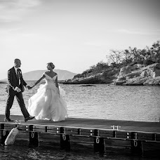 Wedding photographer Yorgos Fasoulis (yorgosfasoulis). Photo of 28.10.2017