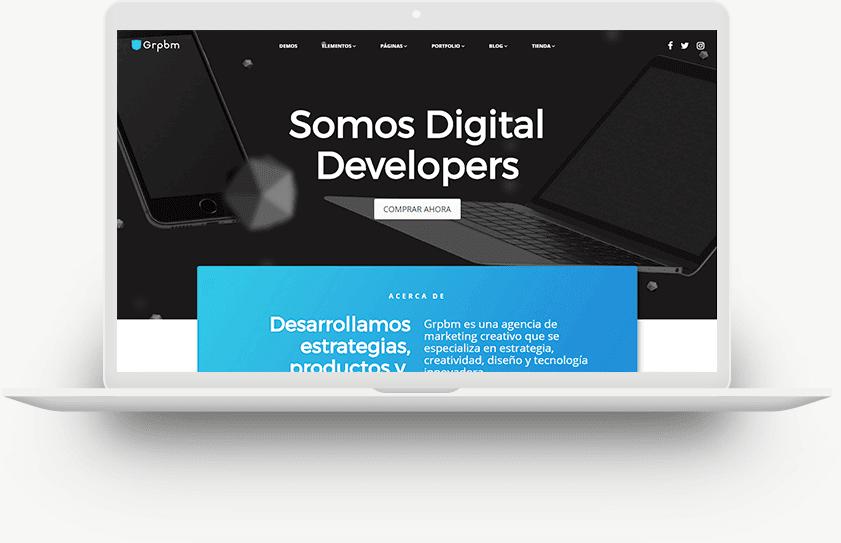 diseño web agencia