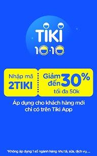 Tiki – 10.10 Săn Sale Mọi Nơi 2