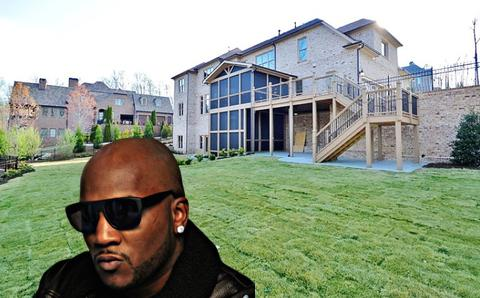 Young Jeezy's New Mansion in Atlanta   GAFollowers