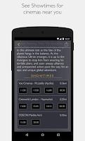 Screenshot of cinime