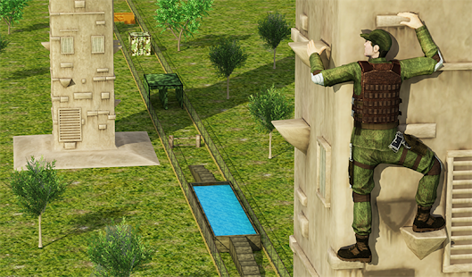 US Army Training Heroes Game Screenshot