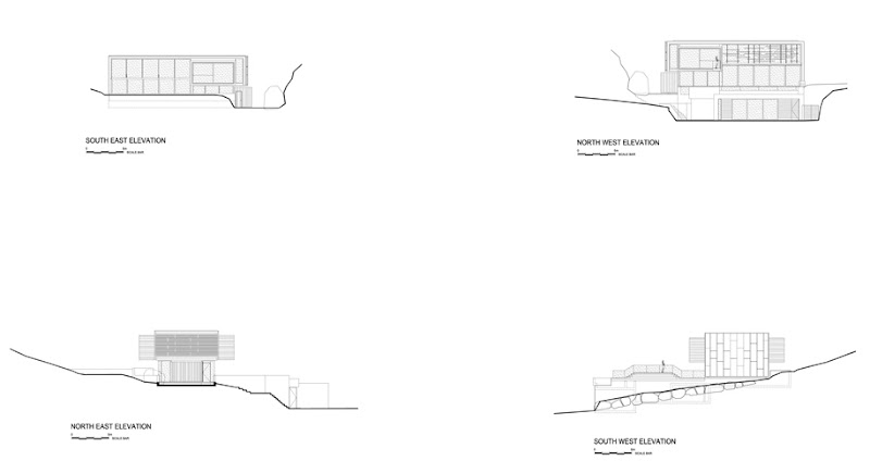 Photo: Spa House - Elevations