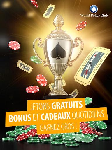 Poker Game: World Poker Club  captures d'écran 4