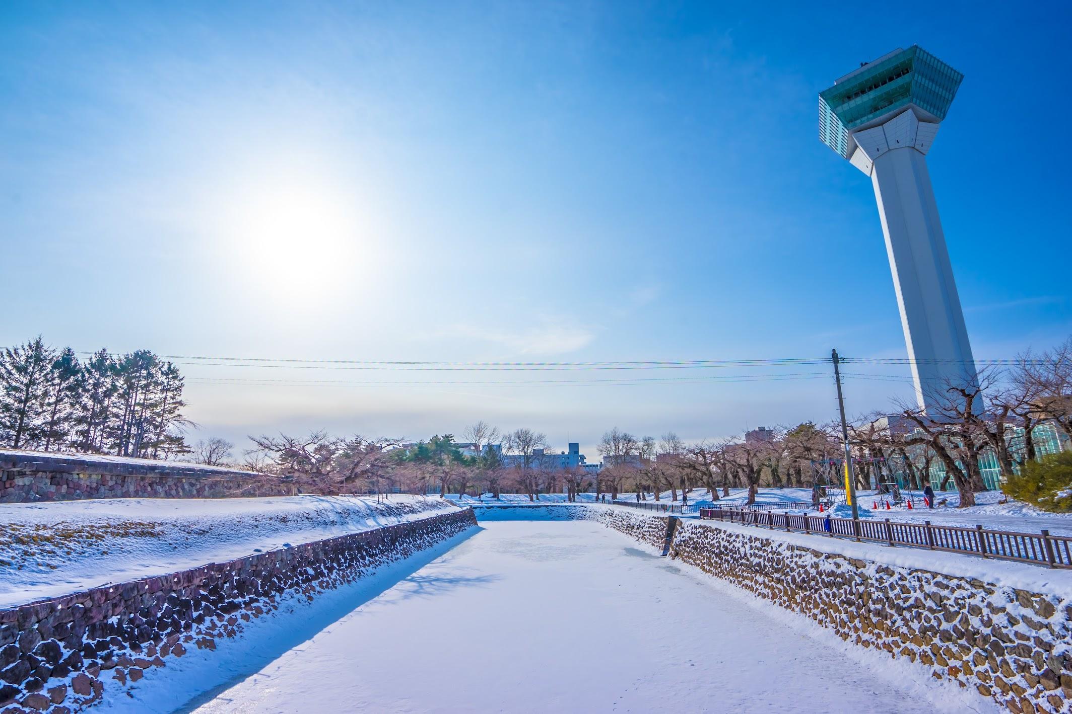 Hakodate Goryokaku Tower1