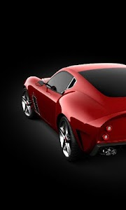 Themes Ferrari 599 GTB GTO screenshot 0