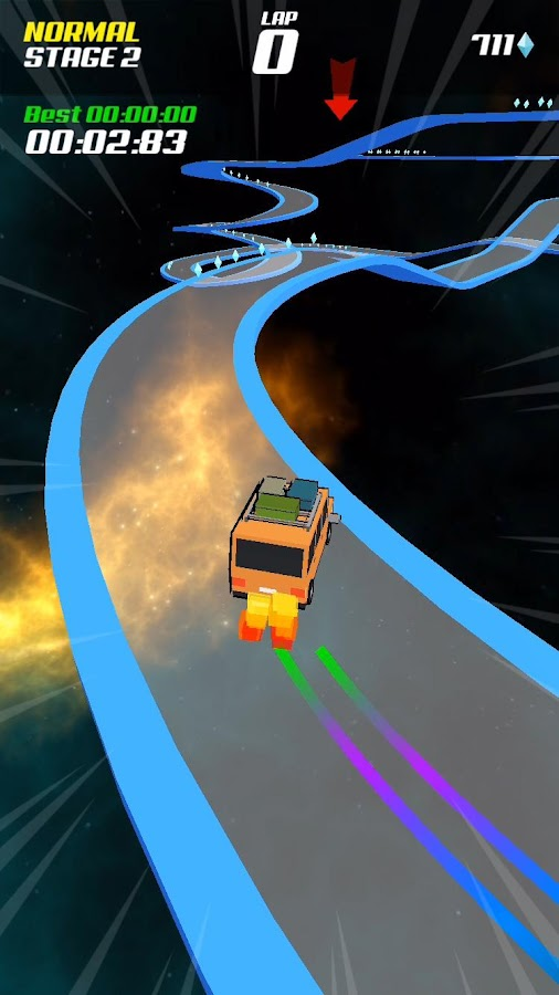RoadStar- screenshot