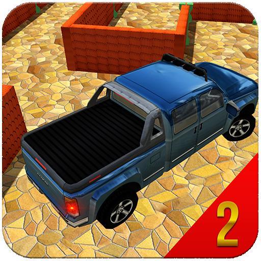Puzzle Car Parking 2: Maze Escape Labyrinth Quest (game)