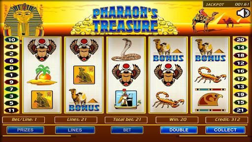 Pharaoh's Treasure screenshot 1