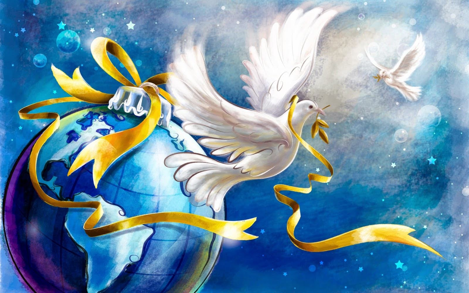 [SEICHO-NO-IE] Pela Paz Mundial