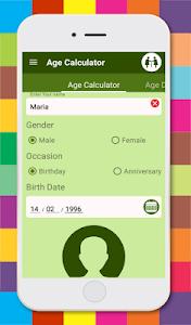 Dating ålder kalkylator bästa åldern för online dating