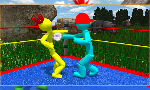 Stickman Wrestling 2.1 screenshots 5