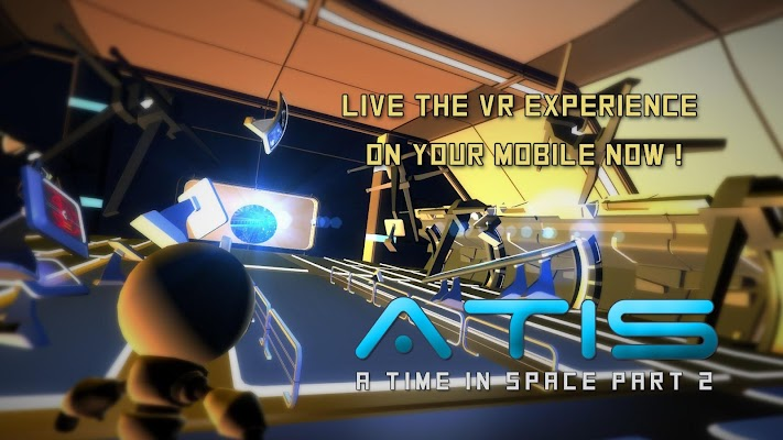 A TIME IN SPACE 2 VR CARDBOARD- screenshot