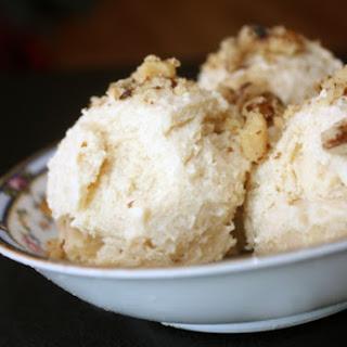 Tofu Ice Cream.