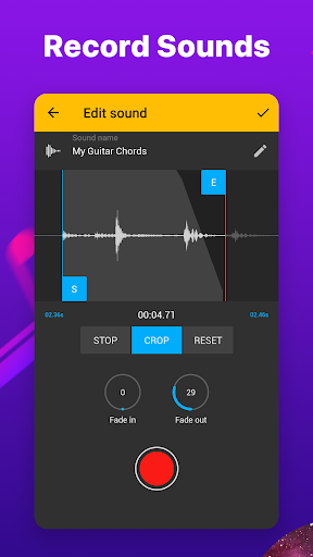 Drum Pads 24 - Music Maker 3.8 screenshots 4