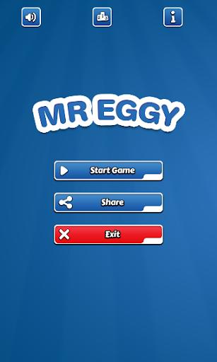 Mr Eggy
