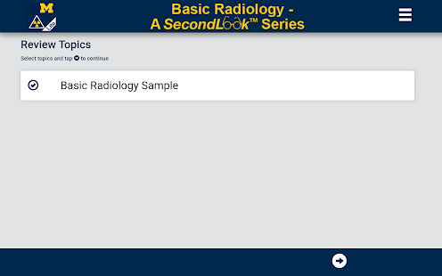 Basic RadiologyLite – SecondLook- screenshot thumbnail