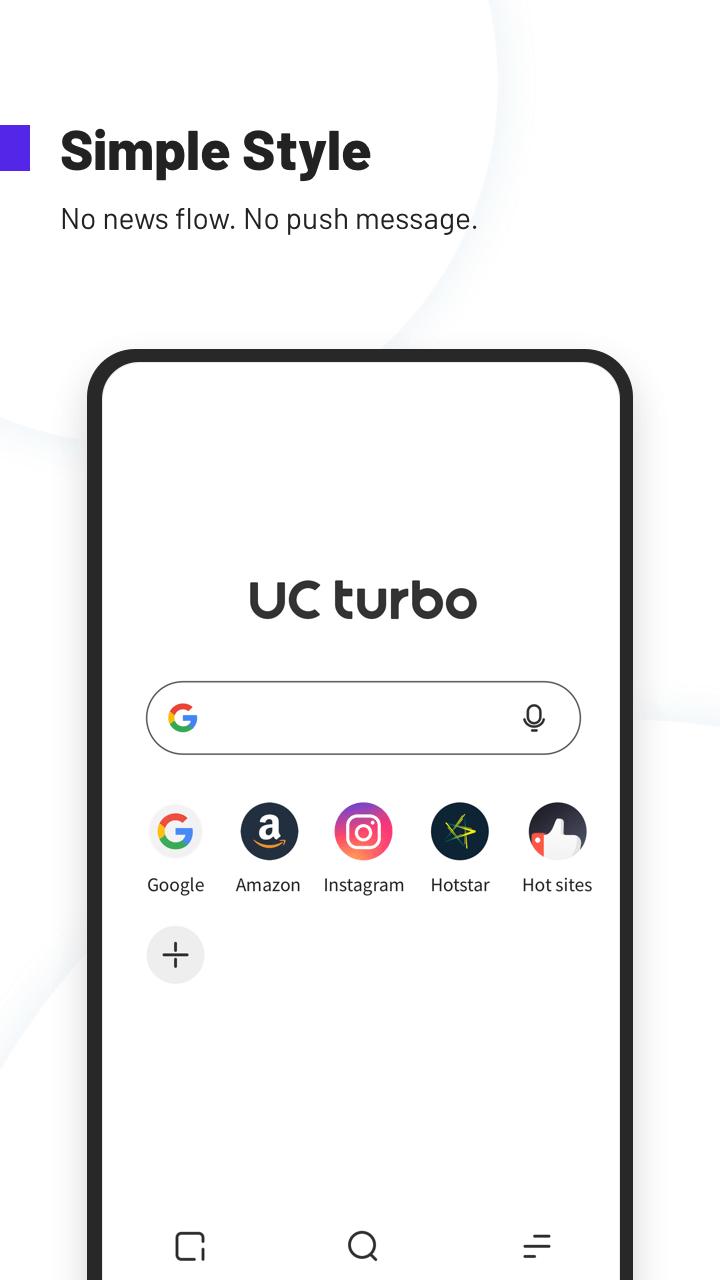UC Browser Turbo – Fast download, Secure, Ad block v1.8.3.900 build 113 [Mod] APK [Latest]