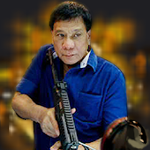 Duterte Fighting Against Criminal