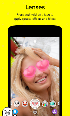 Snapchat 9.36.5.0 - Screenshot 6