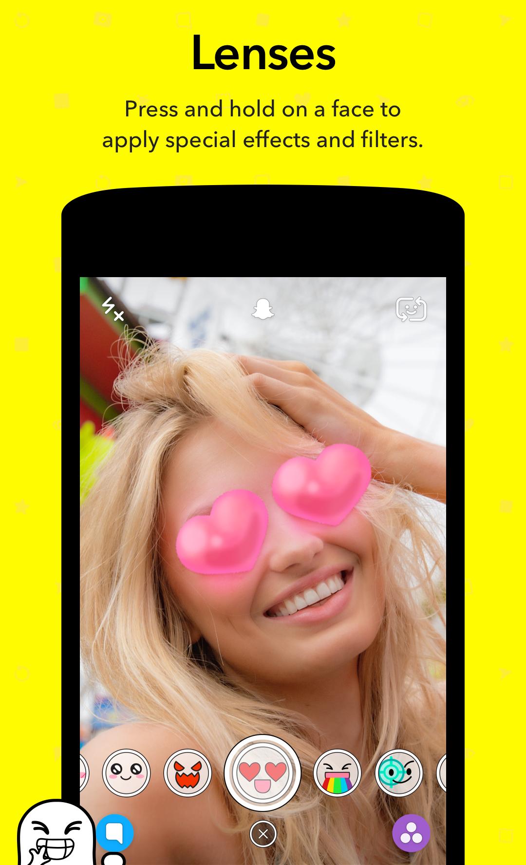 Snapchat screenshot #6