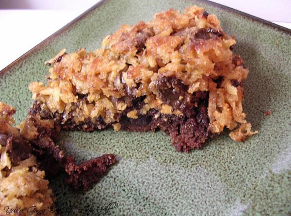 Ann's Macaroon Cookie Cake Recipe
