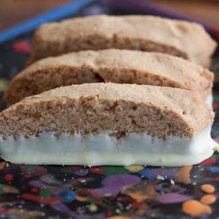 Sweet Potato Muffin Mix Biscotti.