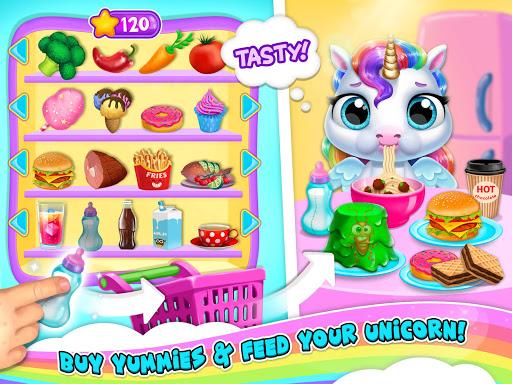 My Baby Unicorn 2 - New Virtual Pony Pet apkdebit screenshots 12