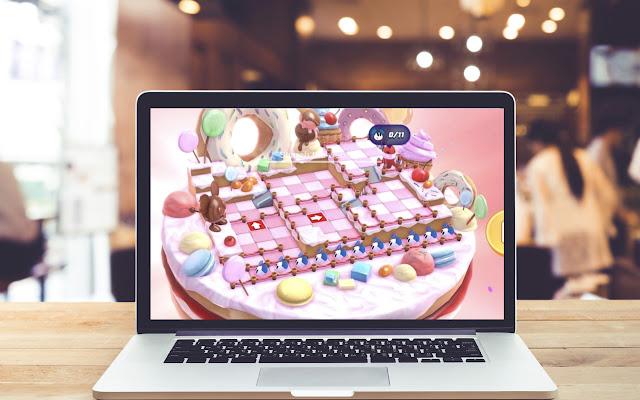 ChuChu Rocket! HD Wallpapers Game Theme
