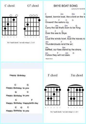 Download Learning Guitar Chord For Beginner Google Play Softwares