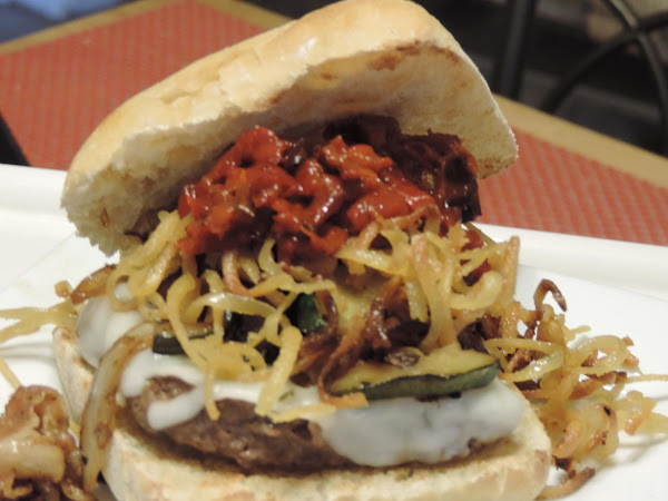 Nancy's Italian Burgerlini's Recipe